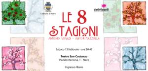 Le otto stagioni @ Teatro San Costanzo   Nave   Lombardia   Italia