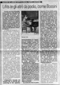 """Davide Bonetti ed Anca Vasile al festival """"Armonie sotto la Rocca"""" di Manerba (Bs)"""